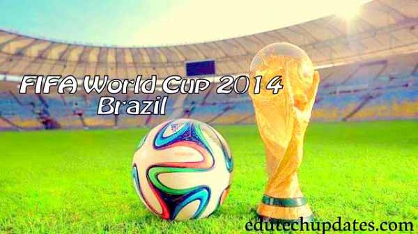 Highlights of The FIFA World Cup 2014