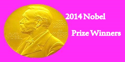 2014 Nobel Prize Winners