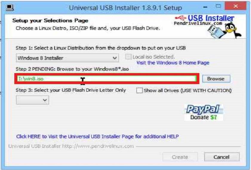 how to make bootable pendrive/DVD