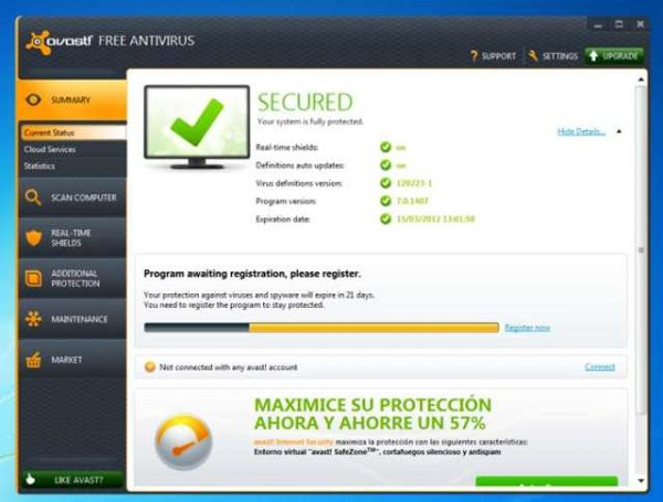 best antivirus avast