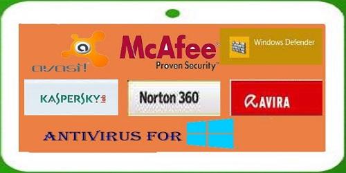 best antivirus for windows 8.1