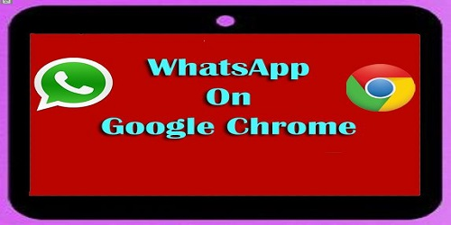 Download whatsapp web chrome