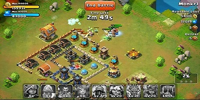 free download castle clash for pc