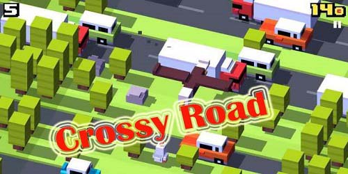download Crossy Road Endless Arcade Hopper for pc