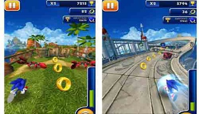 Download Sonic Dash for PC Without Bluestacks