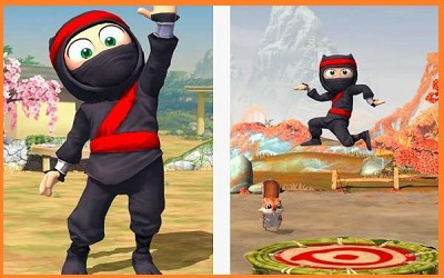 Download clumsy ninja for PC on Windows