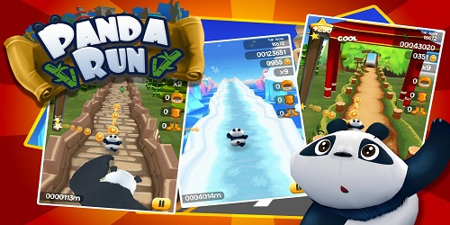 Download Panda Run for windows PC