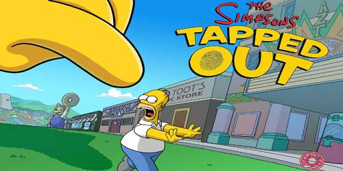 Download the Simpson Tapped out for PC