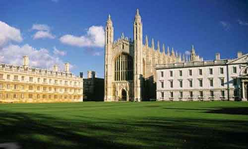 top best universities in U.K