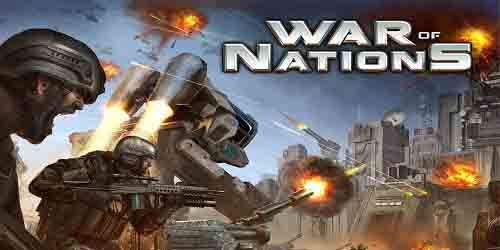 war of nations for PC