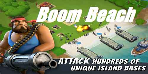 Download Boom Beach for PC