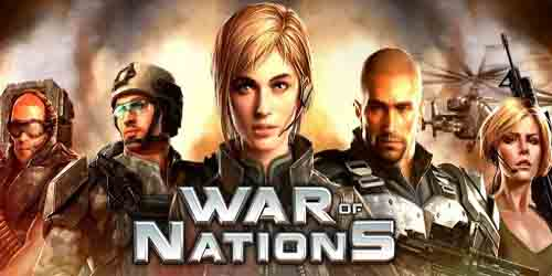download war of nations for PC