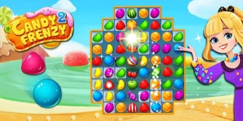 Candy Frenzy for PC/Laptop