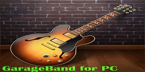 Download GarageBand for PC