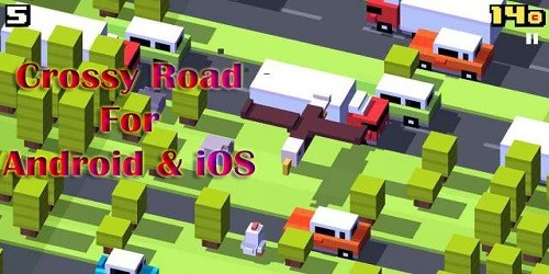 Download Crossy Road for Android & iOS