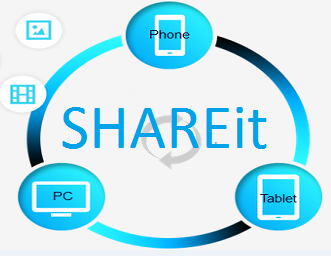 SHAREit App for PC on Windows 10