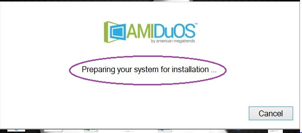 AMIDuOS (DuOS) Offline Installer for PC/Laptop Windows 10