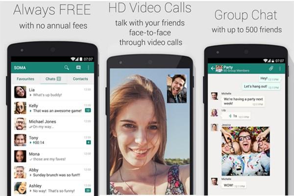 Soma-messenger-app-pc