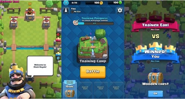 Clash Royale App Download for PC