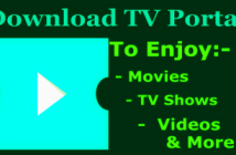 tv portal for pc
