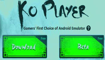 Download KOPLAYER Android Emulator for PC Windows 10/8 1/8/7/XP