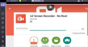AZ Screen Recorder for PC