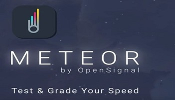 Meteor app speed test for PC on Windows 8 1/10/8/7/XP/Vista & Mac