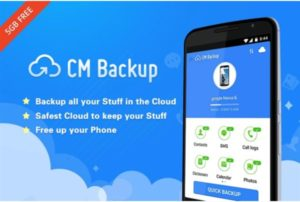 CM Backup for PC