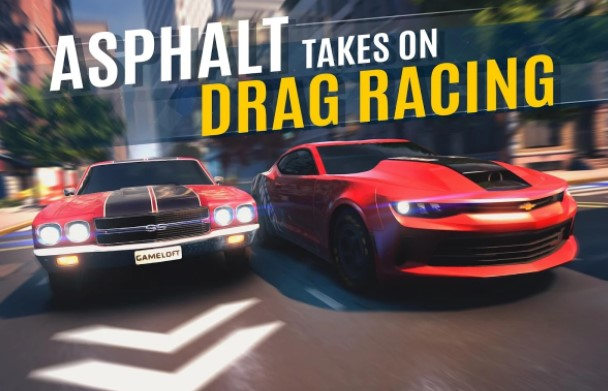 Asphalt Street Storm Racing for PC
