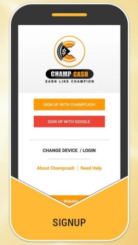 Champcash for PC
