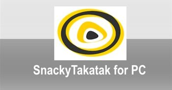 SnackyTakatak for PC