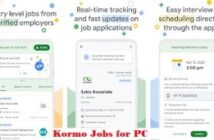 kormo jobs for pc