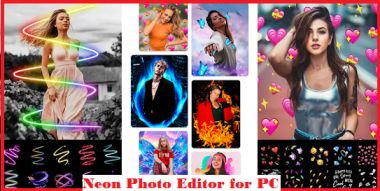 neon photo editor for pc
