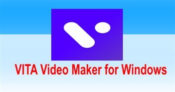 VITA Video Maker for Windows
